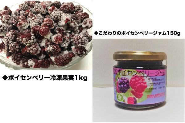 冷凍ボイセンベリー・ボイセンベリージャム.jpg